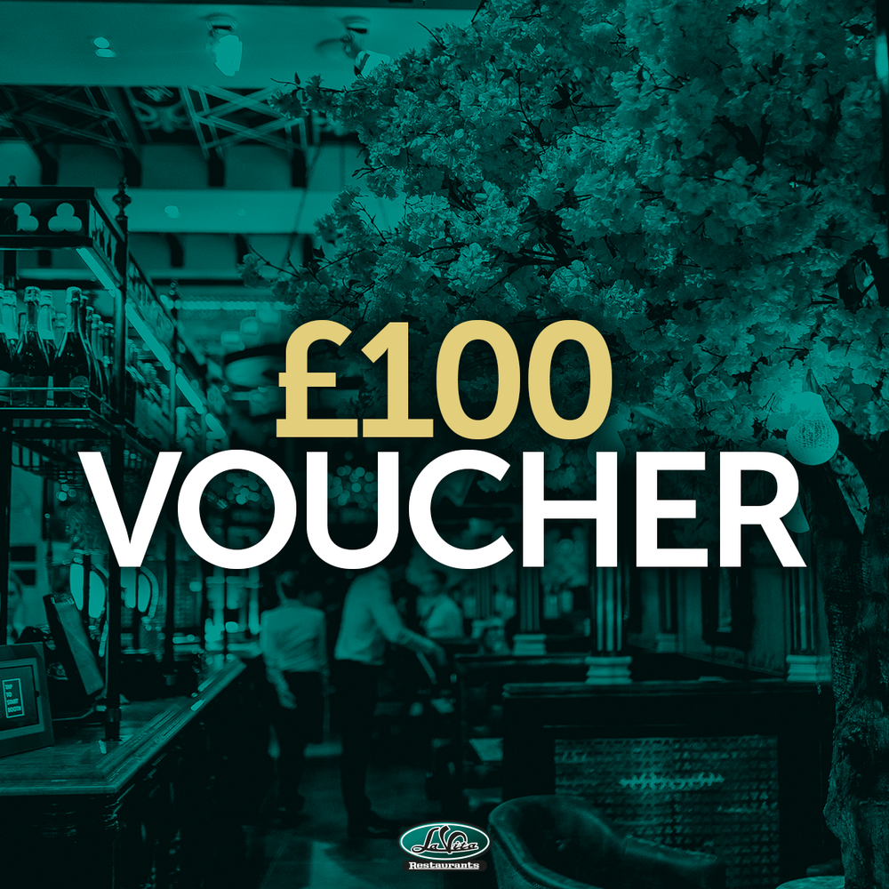 Image of £100 Voucher
