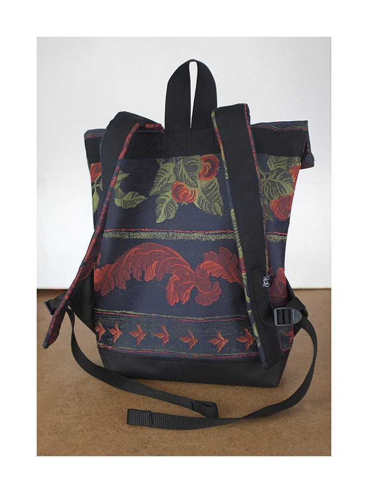 Image of Serin rose backpack / Serin rózsás hátizsák