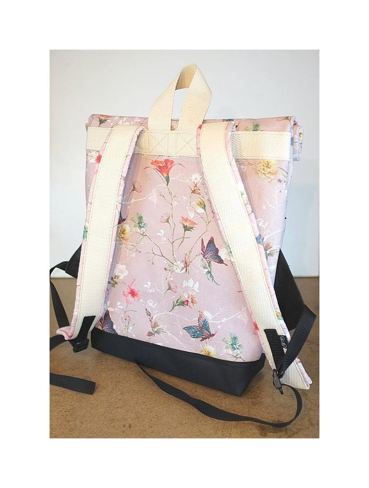 Image of Serin pink backpack / Serin rózsaszín hátizsák (mom,mama coll.)