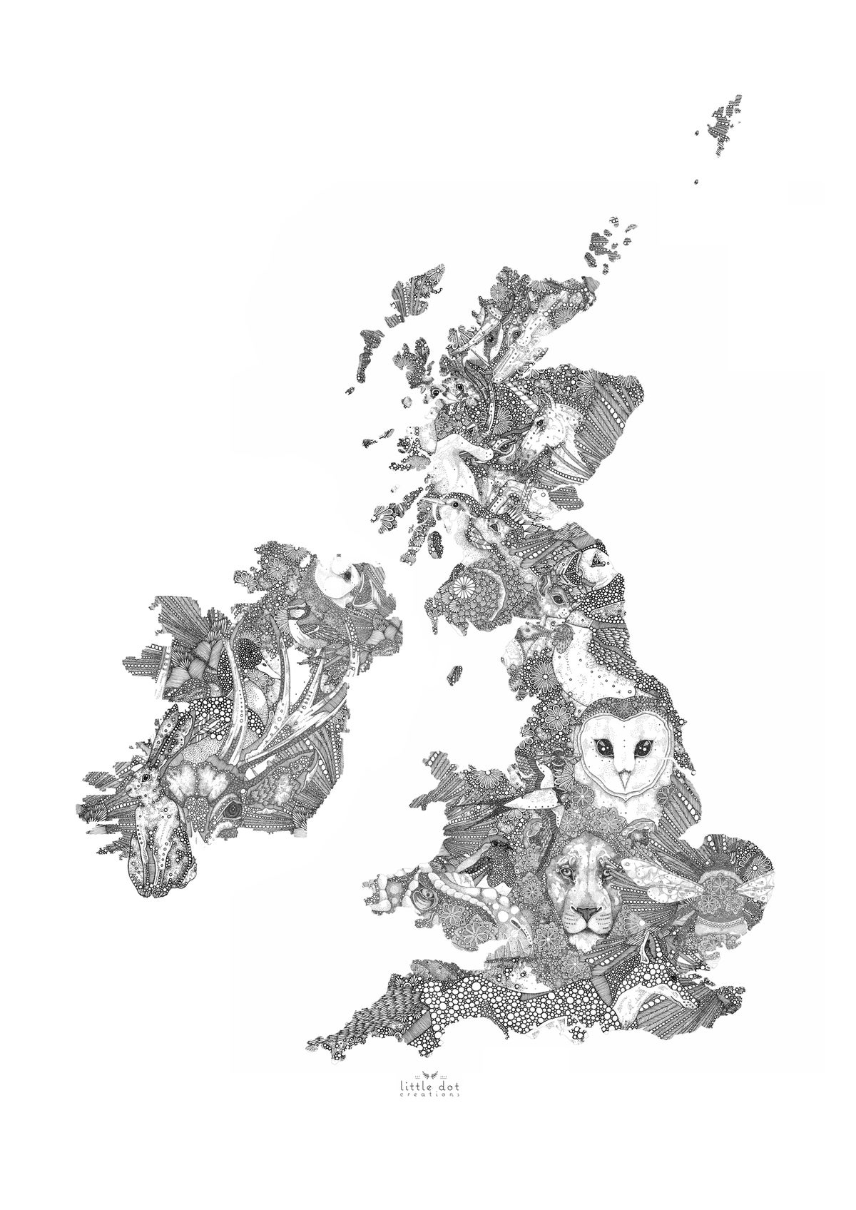 Image of Bonnie Beasts of the British Isles