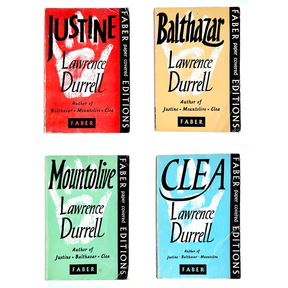 Lawrence Durrell - The Alexandria Quartet