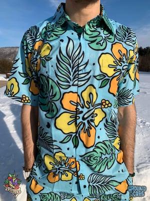 Caribbean Bass - Teal T-Shirt (LE 75)