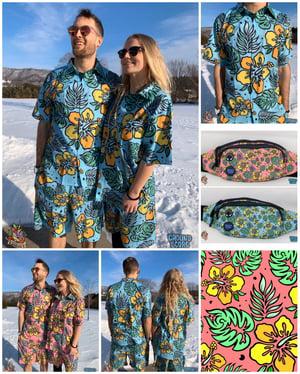 Caribbean Bass - Peach T-Shirt (LE 75)