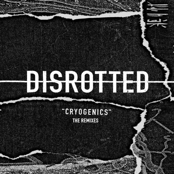 Image of Disrotted - Cryogenics The Remixes CD