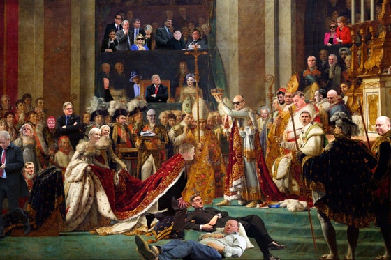 Image of The Coronation
