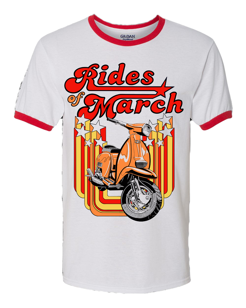 Image of Rides of March T-Shirt
