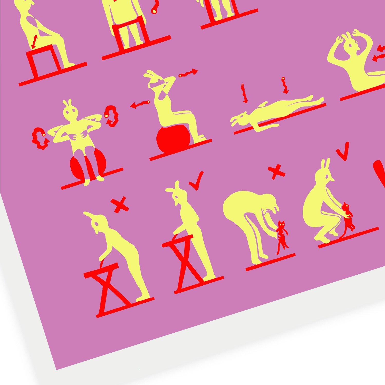 Image of 'Mind the Back' Poster