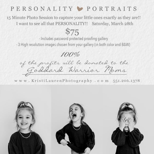 Image of Personality Portraits