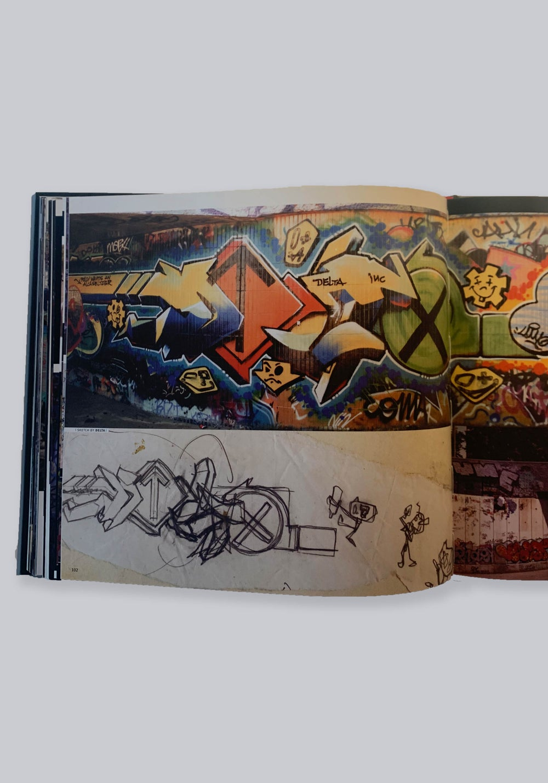 Image of Amsterdam Graffiti : The Battle Of Waterloo