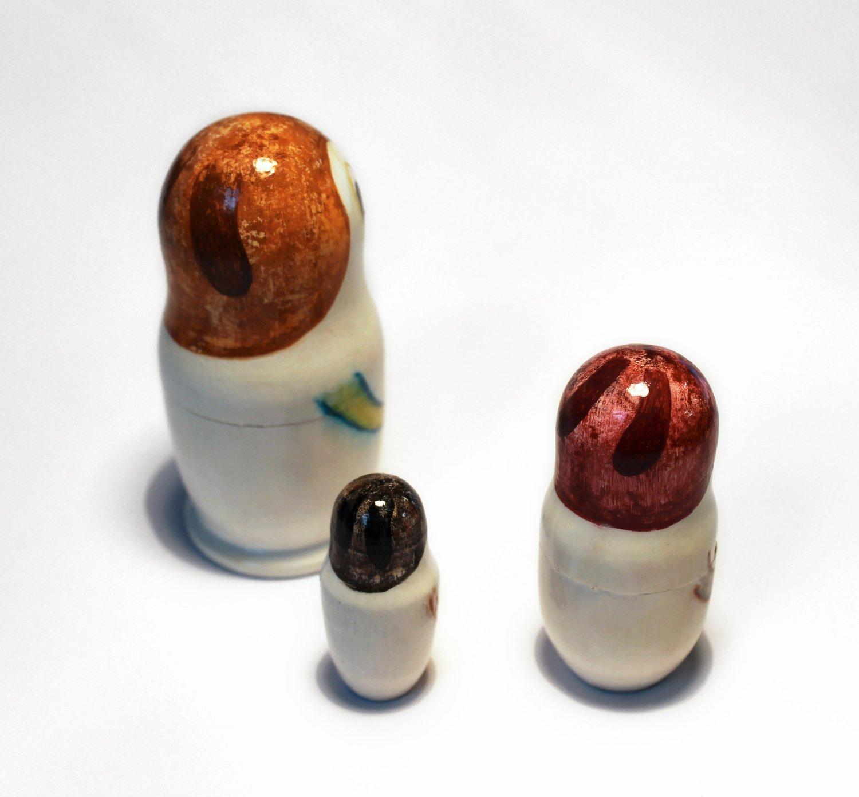 Image of 'Dolls' – Handpainted Matryoshkas