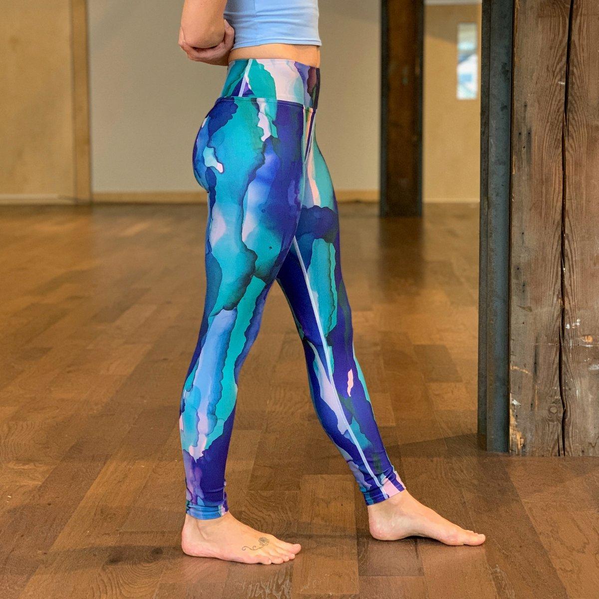 Image of Cenotes Yoga Pants