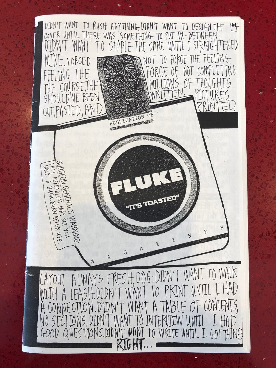 Image of Fluke 4 | 1995