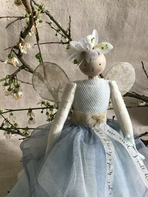 Image of Mother's Day fairy- bluebell