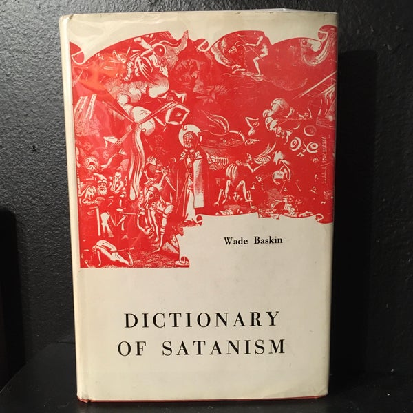 Image of Dictionary of Satanism (1972)