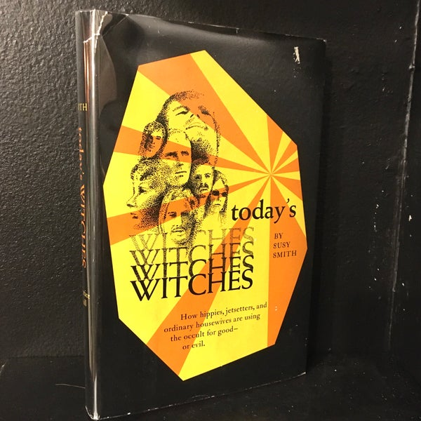 Image of Today's Witches (1970)