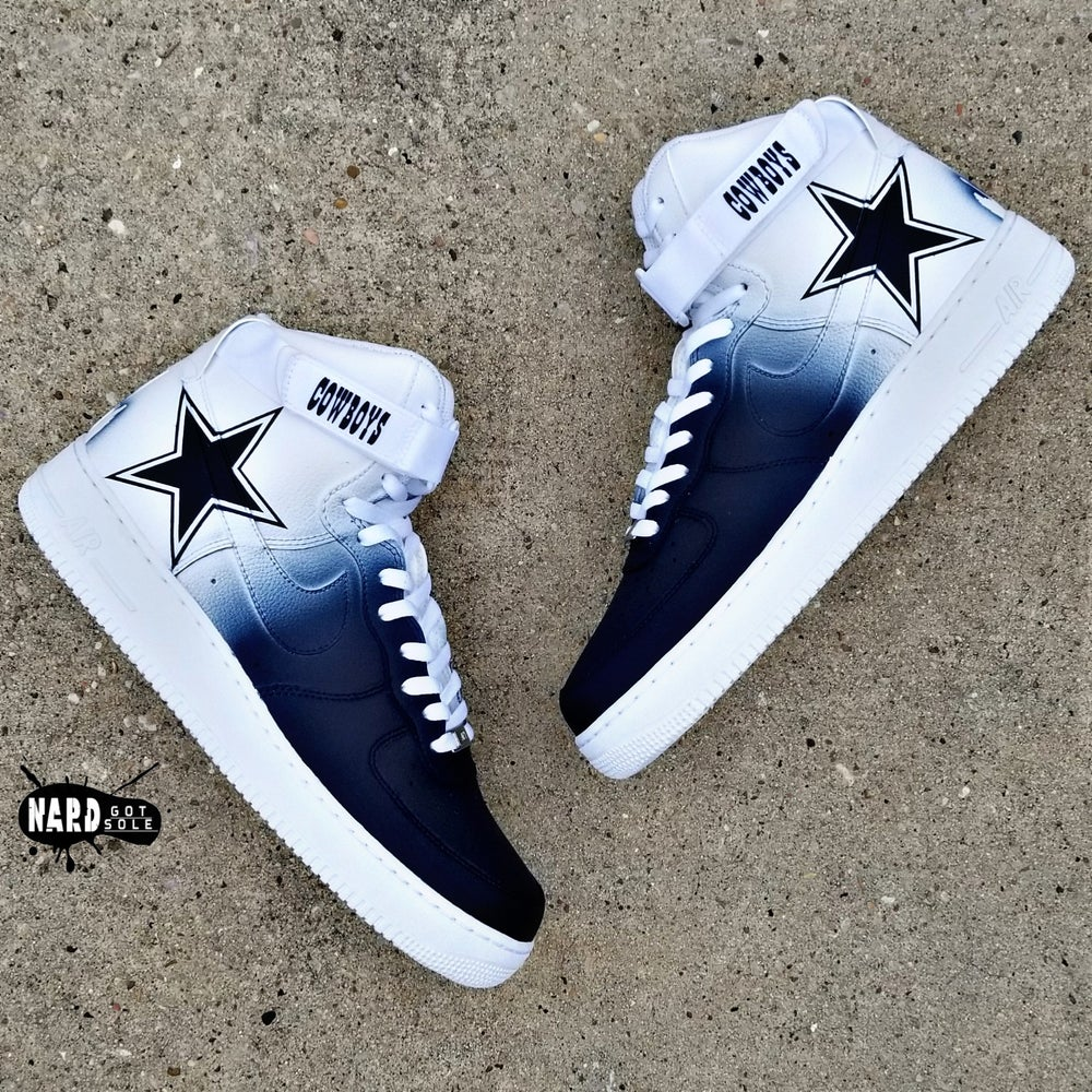 Image of Cowboys af1 faded hi