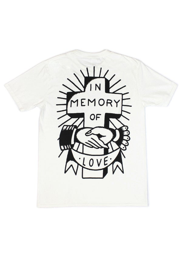 In memory T-shirt - proyecto eclipse