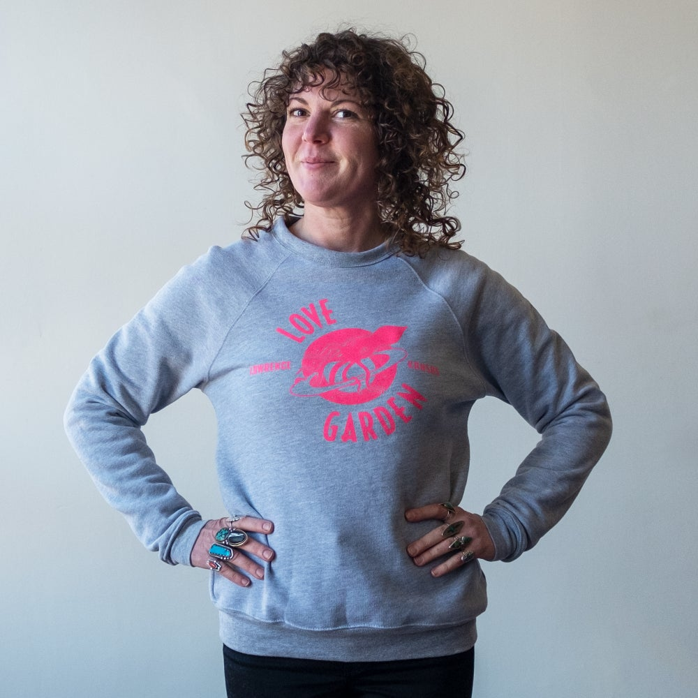 Image of Crew-Neck Sweatshirt