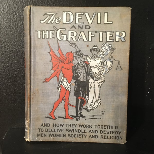 Image of The Devil and the Grafter (1907)