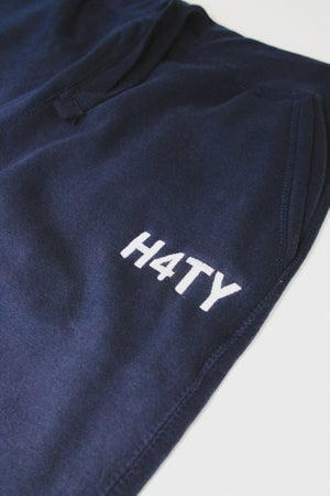 H4TY Warm Up Joggers (Navy)