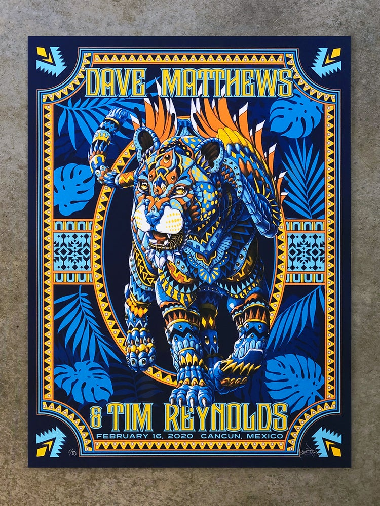 Image of Dave and Tim Cancun Posters