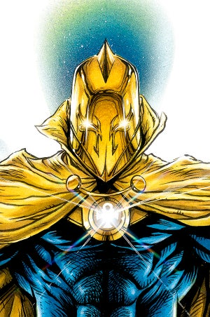 Image of DOCTOR FATE 11x17