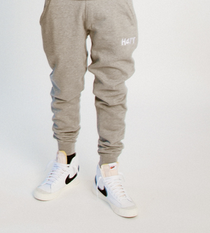 H4TY Warm Up Joggers (Grey)