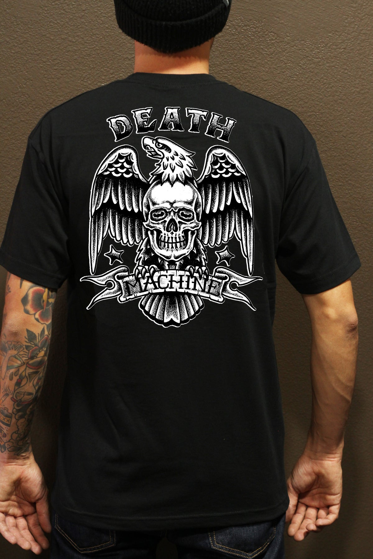 Image of DEATH EAGLE TEE