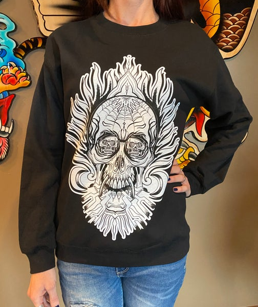 Image of Crew Neck Sweatshirt