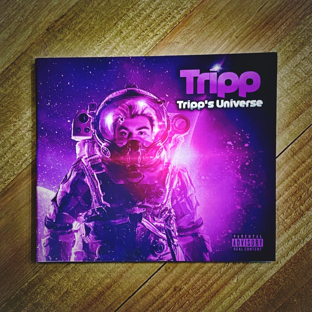 Image of TRIPP - TRPP'S UNIVERSE CD DIGIPAK
