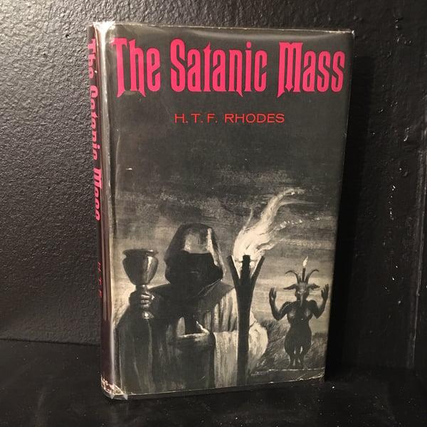 Image of The Satanic Mass (1968) VERY RARE