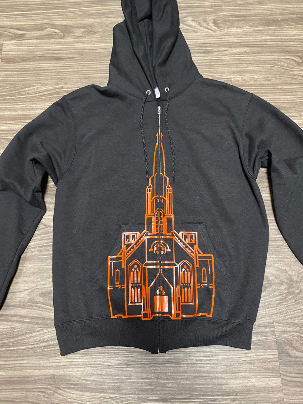 Image of Saints Marys Zip-up