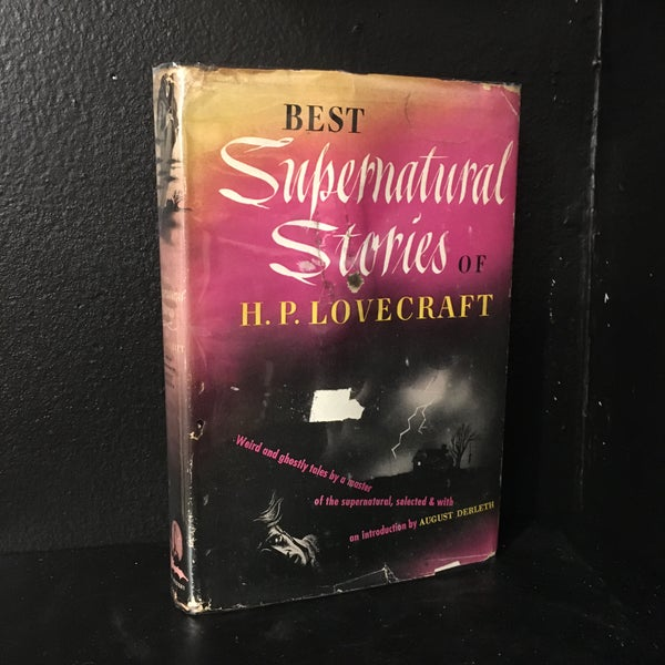Image of H.P. Lovecraft- Best Supernatural Stories of (1946)