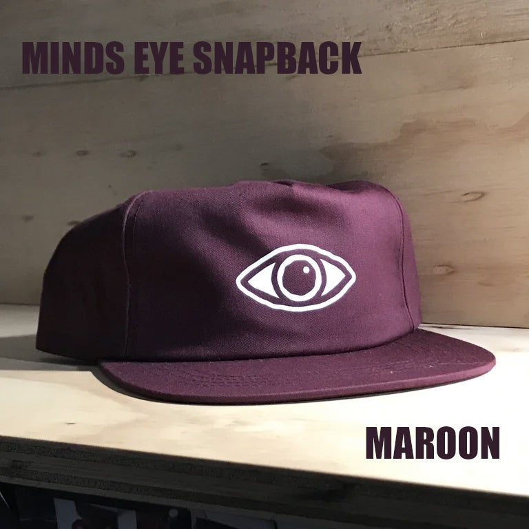 Image of Minds Eye Unstructured Snapback