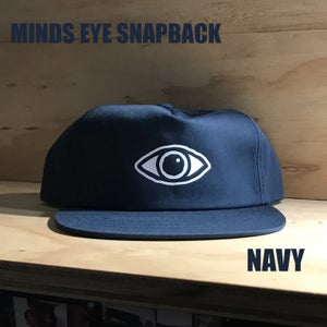 Image of Minds Eye Unstructured Snapback