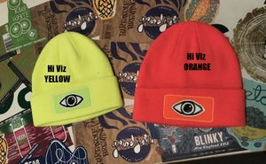 Image of Minds EYE Patch Beanie