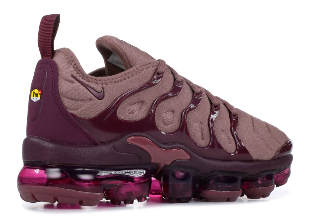 "Image of WMNS Nike Air Vapormax Plus ""Bordeaux"""