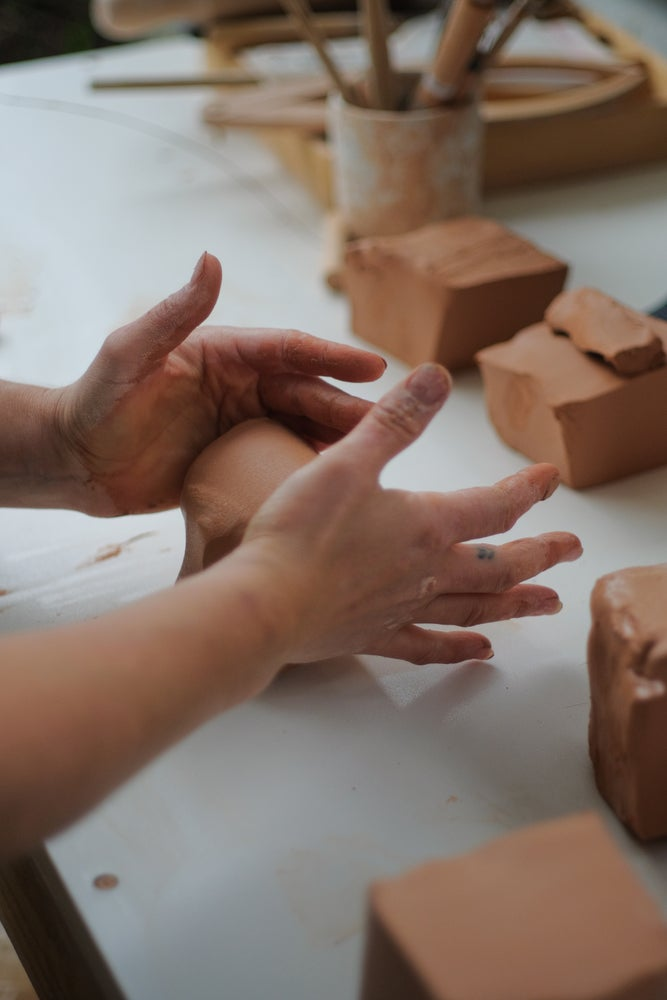 Image of (SOLD OUT! Waitlist only) WORKSHOP (South Gippsland) - Ceramics & Yoga Workshop