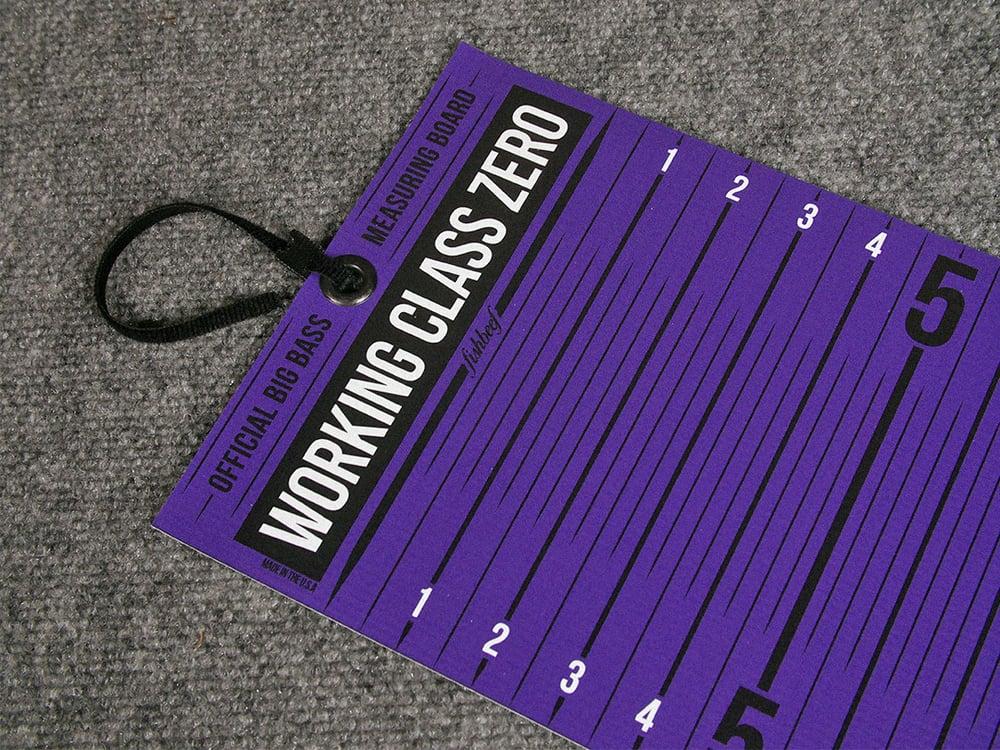 Image of Travel Ready Big Bass Board (PURPLE)