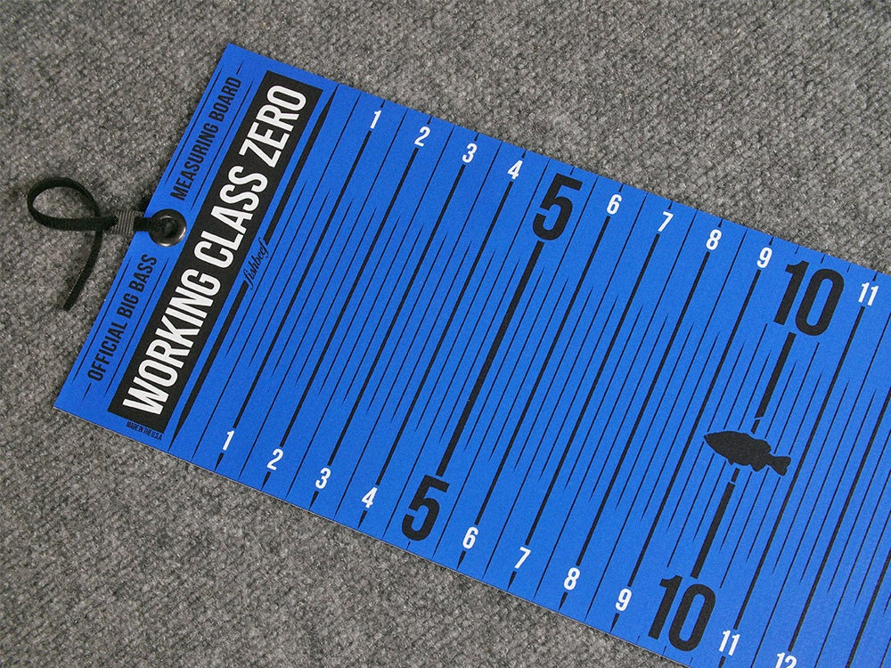 Image of Travel Ready Big Bass Board (BLUE)