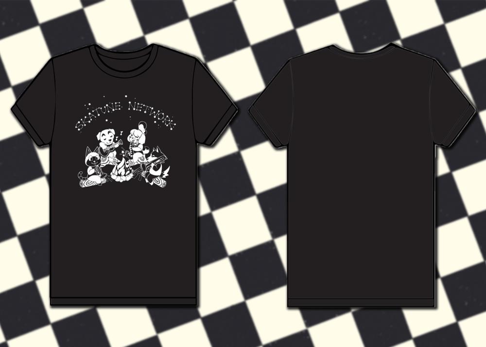 Image of K.K. Skatune Network Shirt -XS to 5XL