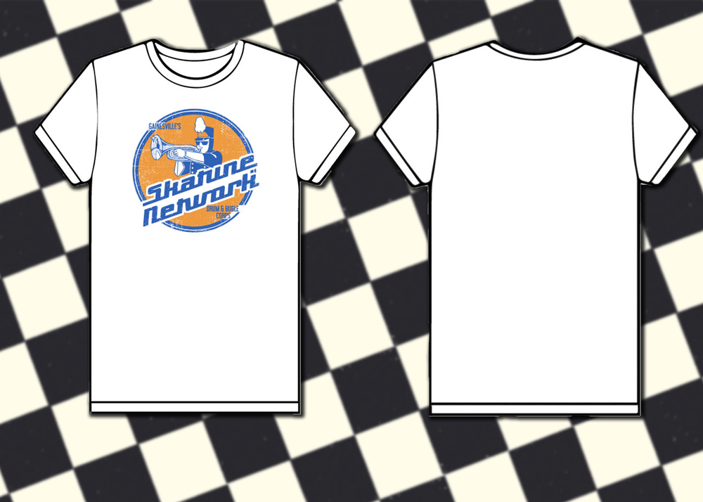 Image of Skatune Network Drum and Bugle Corps Shirt