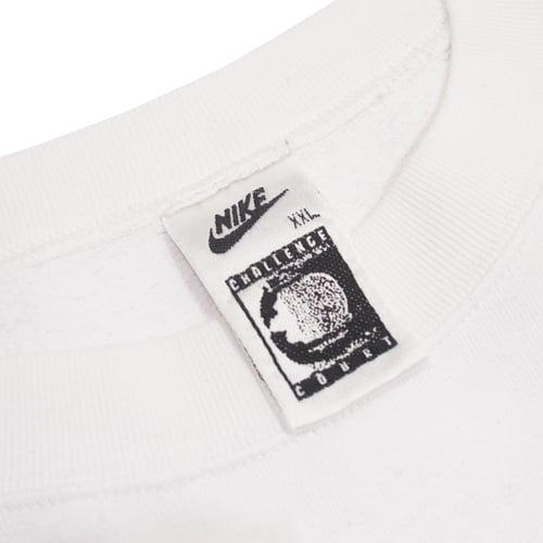 Image of Nike Challenge Court Vintage Crewneck Sweatshirt Size XXL
