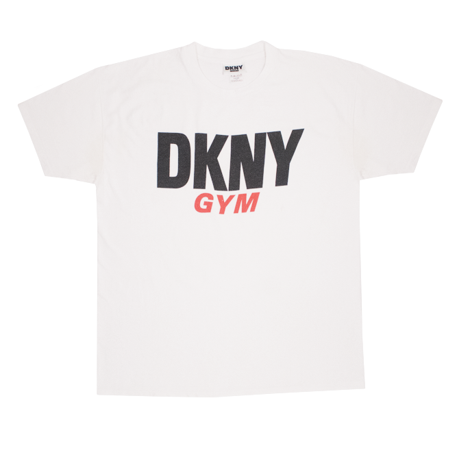 Image of DKNY Vintage T Shirt Size L