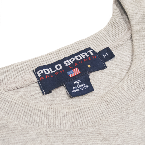Image of Polo Sport Ralph Lauren Vintage Long Sleeve Size M