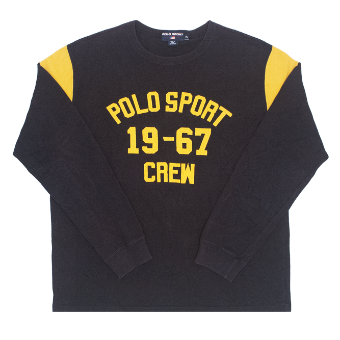 Image of Polo Sport Ralph Lauren Long Sleeve Size XL