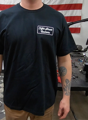 "Image of FSC ""Quality Goods"" T-Shirt"