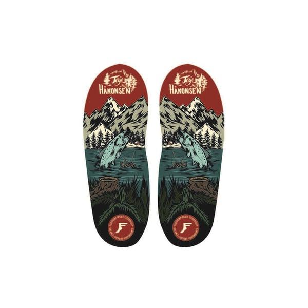Image of Footprint Gamechanger Terje Salmon