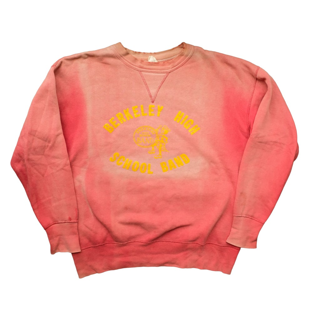 Image of Vintage 50's Sunfaded Single V Sweat