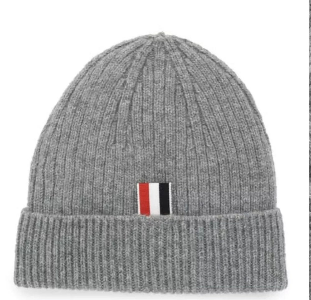 Image of THOM BROWNE 4 BAR HAT